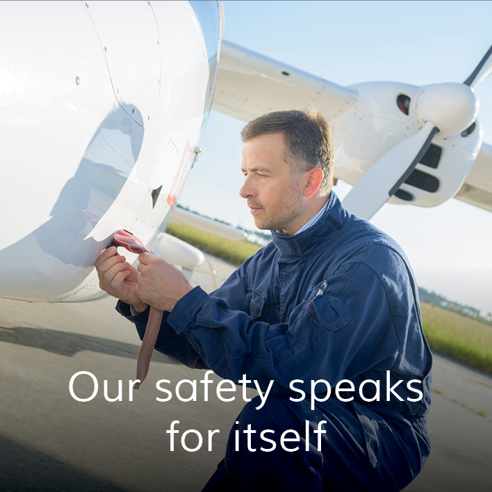 Swift Flite Safety Speaks for itself