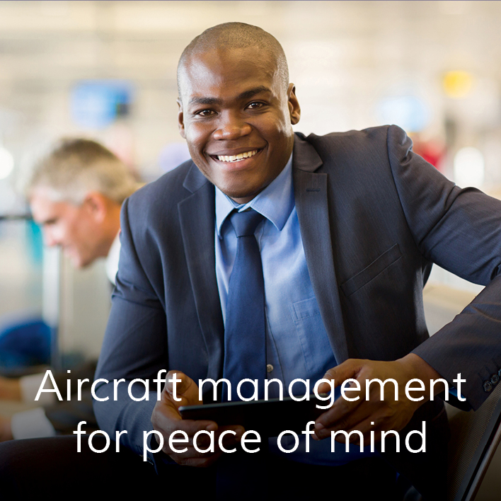 Aircraft Management for peace of mind