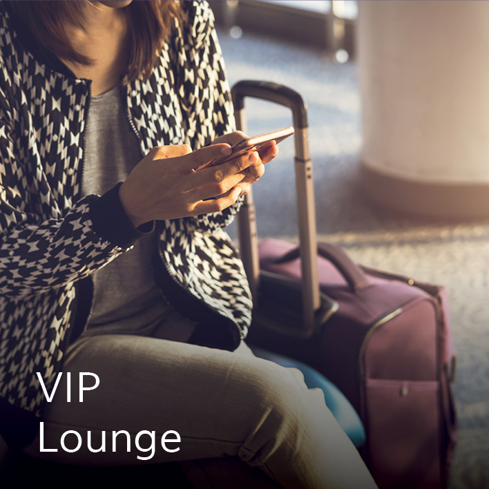 Swift Flite VIP Lounge