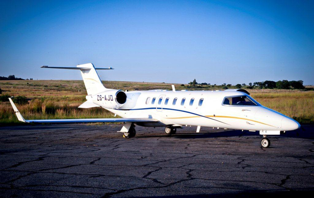Learjet 45 Exterior